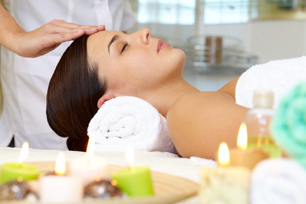 Body Treatments include massage and body wraps